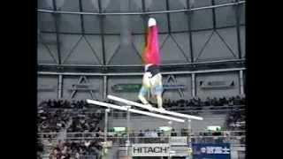 Vitaly Scherbo (BLR) PB 1995 Sabae Worlds AA