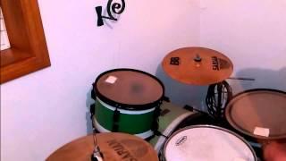 Badoxa - Tá me Esperare (Drum Cover Remix)