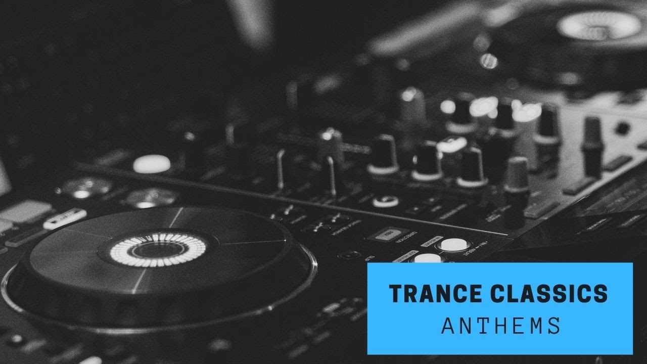 Trance Classics Anthems   Mixed By Mark Winstanley
