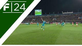 Обложка Highlights Zenit St Petersburg 5 2 Spartak Moscow