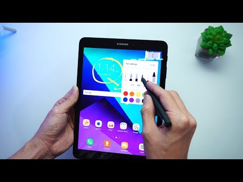 Unboxing Samsung Galaxy Tab S3 Indonesia!