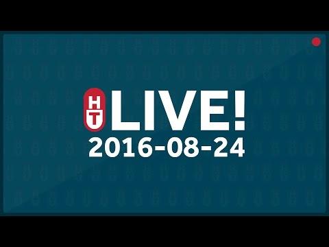 October 26, 2016 - LIVE