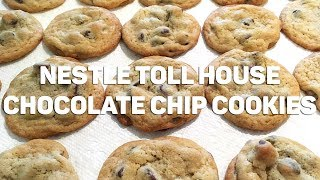 How to Make NESTLE TOLL HOUSE COOKIES | Brownie Bakes