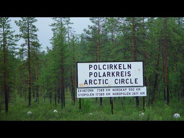Erzbahnen am Polarkreis. Skandinavien-Reise Teil 2