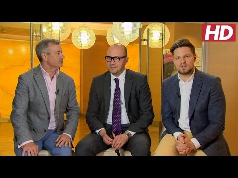 #TCH15 - Live Interview: Mikhail Petrenko