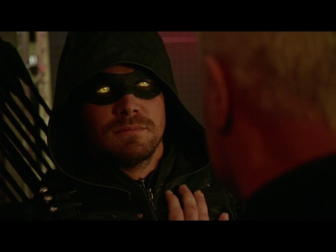 Arrow ↣ Fighting Chance // (Green Arrow...