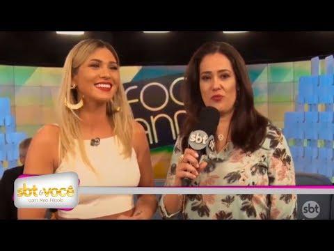 Mira Filizola entrevista Lívia Andrade #SBT37anos