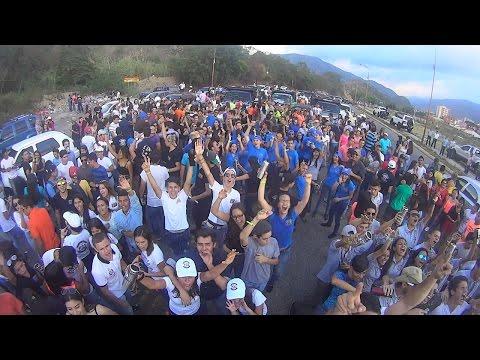 Caravana Colegio República de Venezuela de Valera Promo 33 2016 Parte 1