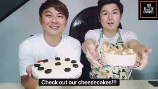 [Game On- Episode 1 DIY Cheesecakes for You and Me]