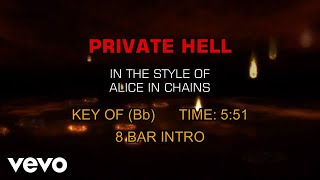 Скачать Alice In Chains Private Hell Karaoke