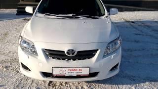Купить Toyota Corolla (Тойота Королла) 2008 г. с пробегом бу в Саратове. Элвис Trade in центр
