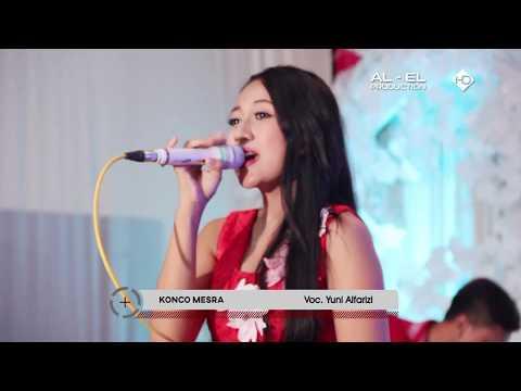 Annyco Style Music   Yuni Alfarizi   DJ Konco Mesra REMIX   Live Waru Goak Rembang 2017