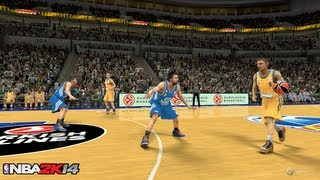NBA 2K14 - Brings Turkish Airlines Euroleague Basketball Teams To NBA2K14 & My Thoughts + Breakdown