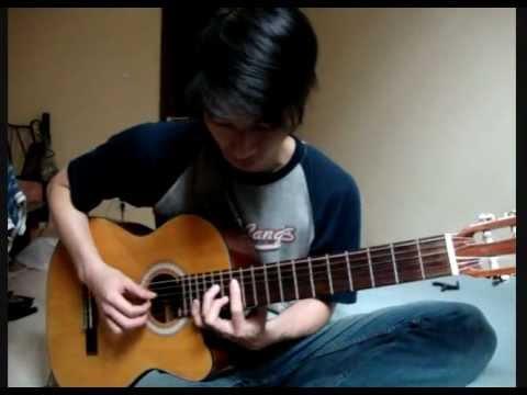 Akustik Gitar - CAGED System (Open Chord C)