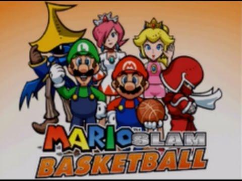 Mario Hoops 3-on-3 (Wii U) - Tournament - Rainbow Cup & End Credits (Hard)