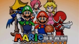 Mario Hoops 3-on-3 (Wii U) - Tournament - Rainbow Cup & End Credits (Hard)