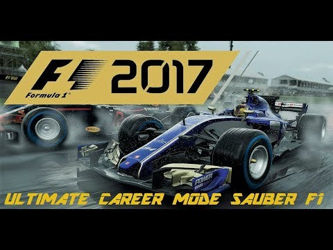 F1 2017 Ultimate Career Mode Azerbaijan Part 8
