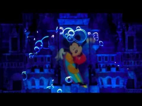 Final show Disney Shanghai