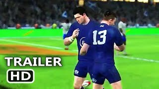 PS4 - Rugby 20 Gameplay Trailer (2019)