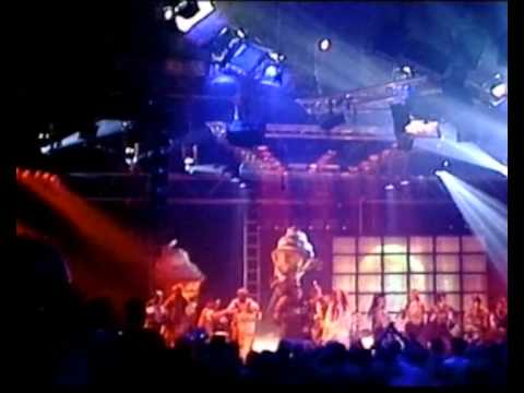 The KLF - Justified And Ancient - TOTP 5th...