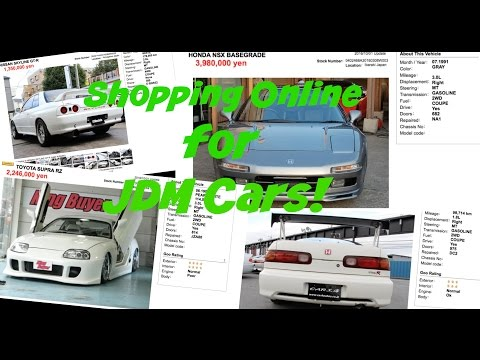 How You Can Look at Cars for Sale in Japan!