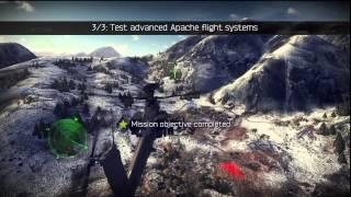 PS3 Game: Apache Air Assault P1