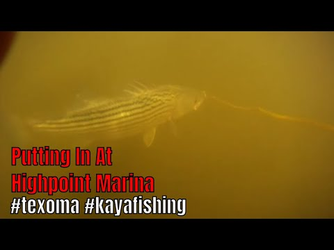 Video Lake texoma fishing guides catfish