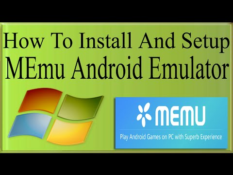 memu android emulator system requirements