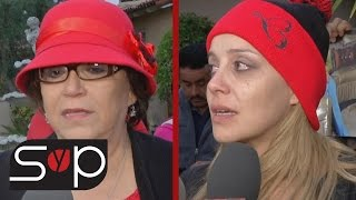 Doña Rosa y Rosie Rivera rompen en llanto al recordar a Jenni