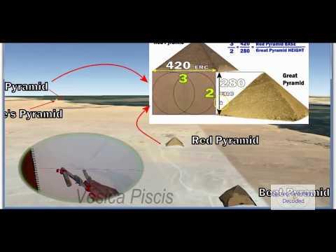 Pyramids Of Egypt, Sacred Geometry & The Hermetic Quadrivium