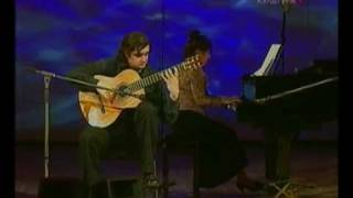 Alexey Zimakov plays Pablo de Sarasate -- Introduction and Tarantella