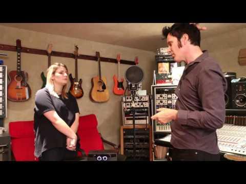Recording Vocals - Warren Huart: Produce Like A Pro