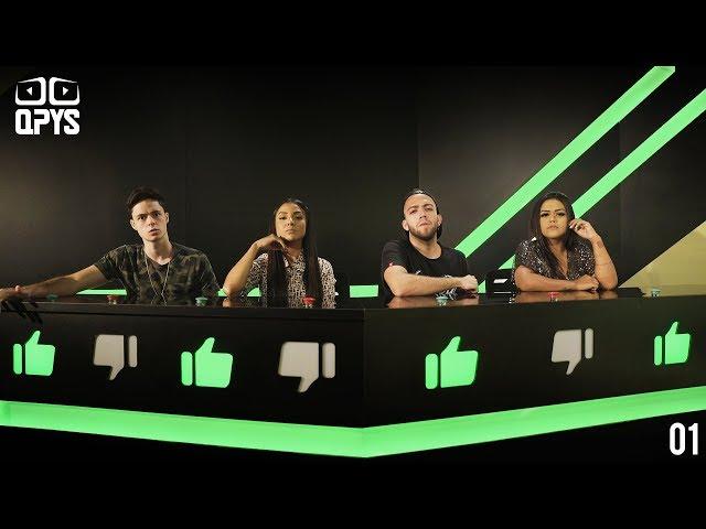 QUAL PRÓXIMO YOUTUBER DE SUCESSO 2019 - Episódio 1