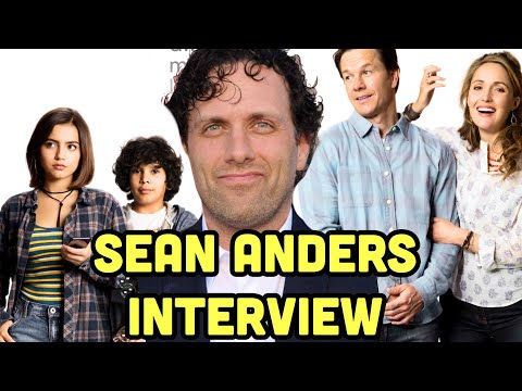 Sean Anders INTERVIEW | Instant Family (Audio ONLY)