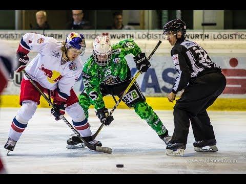 Red Bull Hockey Juniors gegen EC Bregenzerwald