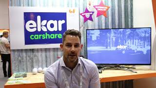 Ekar at GITEX Future Stars 2017