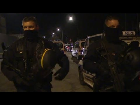 LIVE: Anti-terror operation underway in Crépy-en-Valois, France