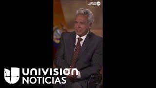 Janiot PM: En Exclusiva Patricia Janiot entrevista al presidente Lenín Moreno