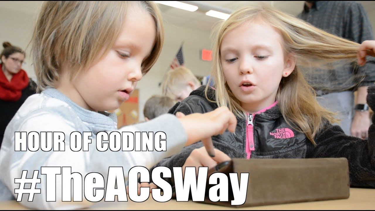 Hour of Coding - #TheACSWay