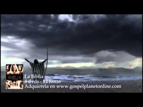 La Biblia - Serie completa en DVD - Hablada en español