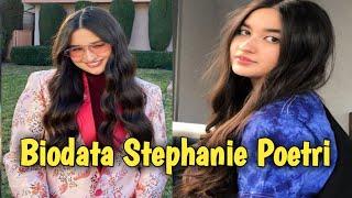 Download Biodata Stephanie Poetri | Agama dan Fakta Menarik