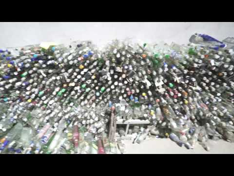 Walking through Uzbekistan - April 28th 2017: Vodka Bottles Galore