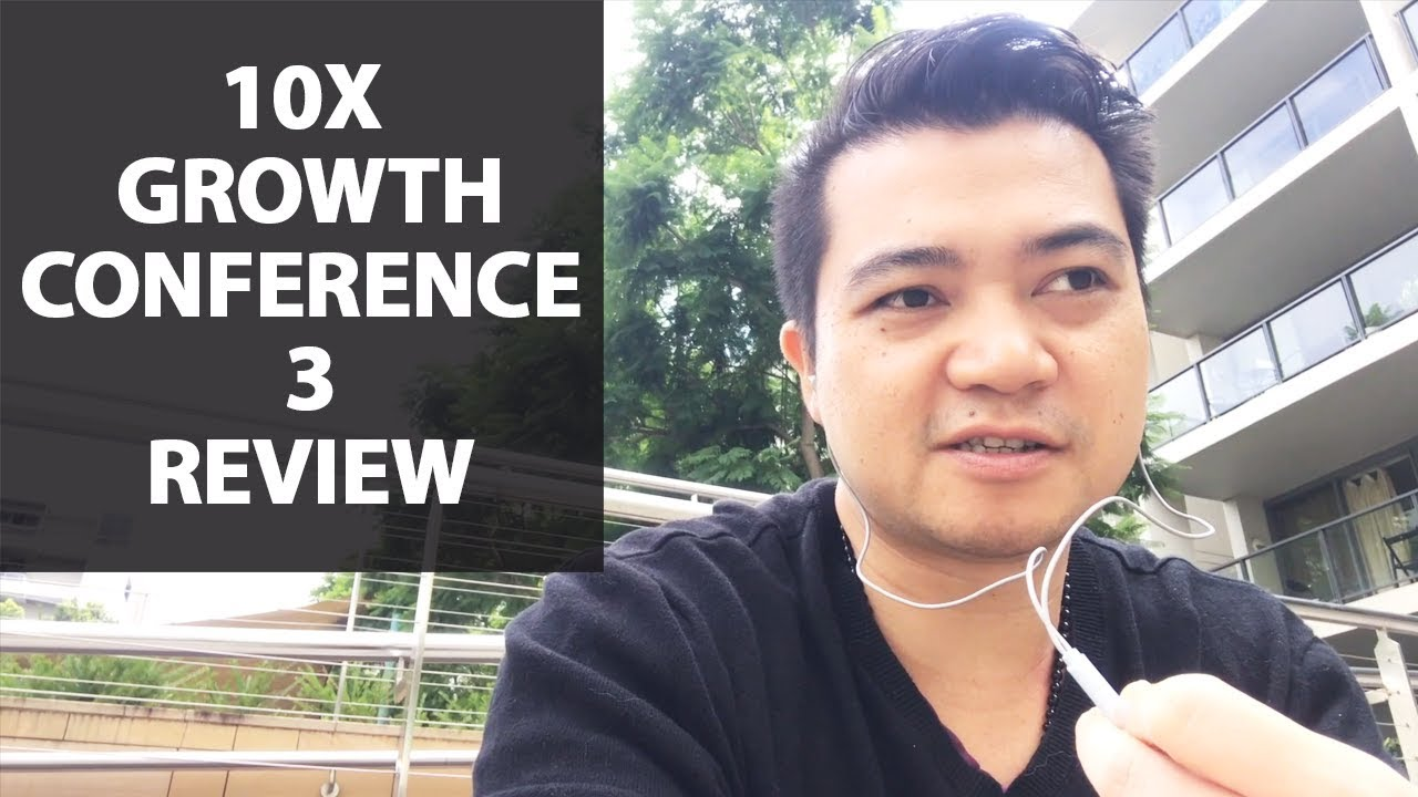 The 10x Growth Conference 3 By Grant Cardone Review - You Be