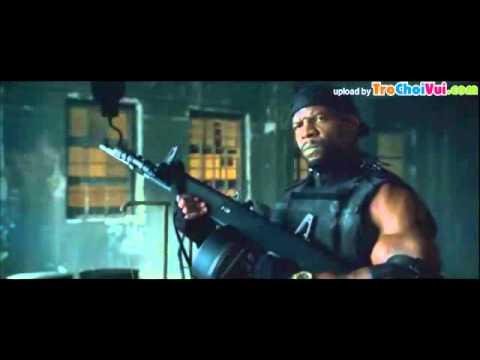Teaser Trailer phim Biệt đội đánh thuê 2-The Expendables 2 2012