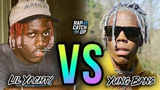 Lil Yachty Accuses Yung Bans of Stealing Album Concept + Bans & DJ Akademiks Respond