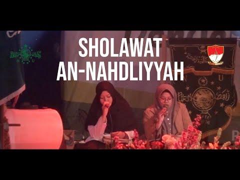 Sholawat An Nahdliyyah Voc Duo Mahasiswi Iiq