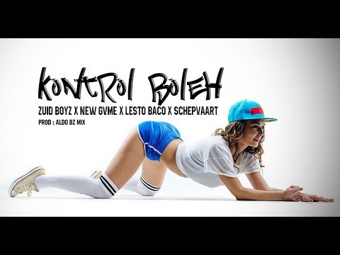 Zuid Boyz - Kontrol Boleh (x New Gvme x Lesto Baco x Schepvaart) Lagu Acara 2018