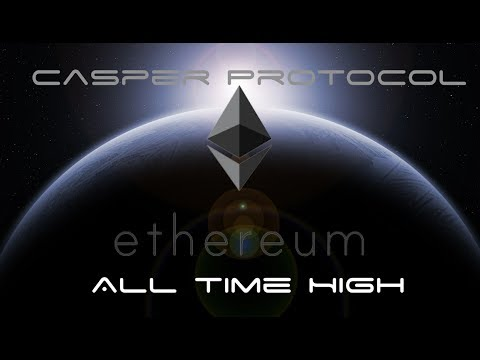Ethereum Price Rises With Casper Protocol - Price Surge Coming for ETH?