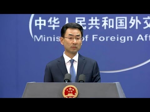 Not Acceptable To Challenge HK 'One Country, Two Systems' Principle