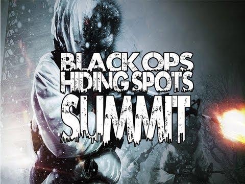 Black Ops: Hiding Spots - Summit [HD]